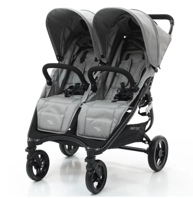 Прогулочная коляска Valco Baby Snap Duo для двойни