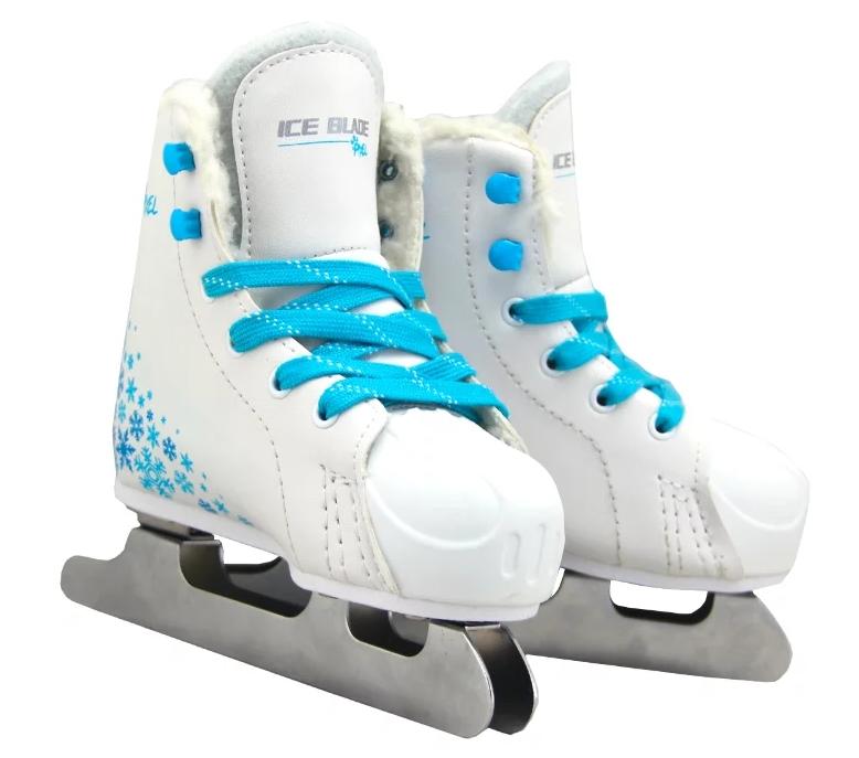 Детские фигурные коньки ICE BLADE Pixel для девочек