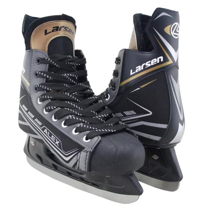 Детские хоккейные коньки Larsen Alex для мальчиков