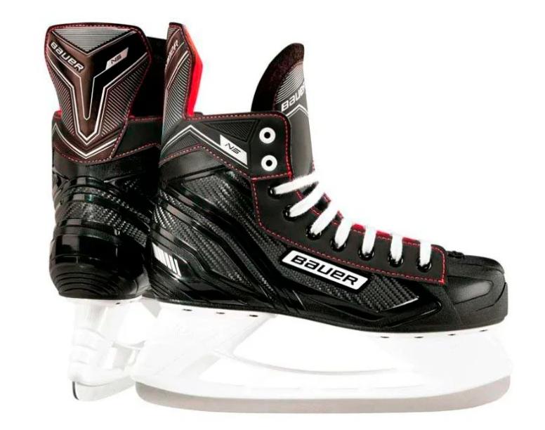 Детские хоккейные коньки Bauer NS S18 для мальчиков