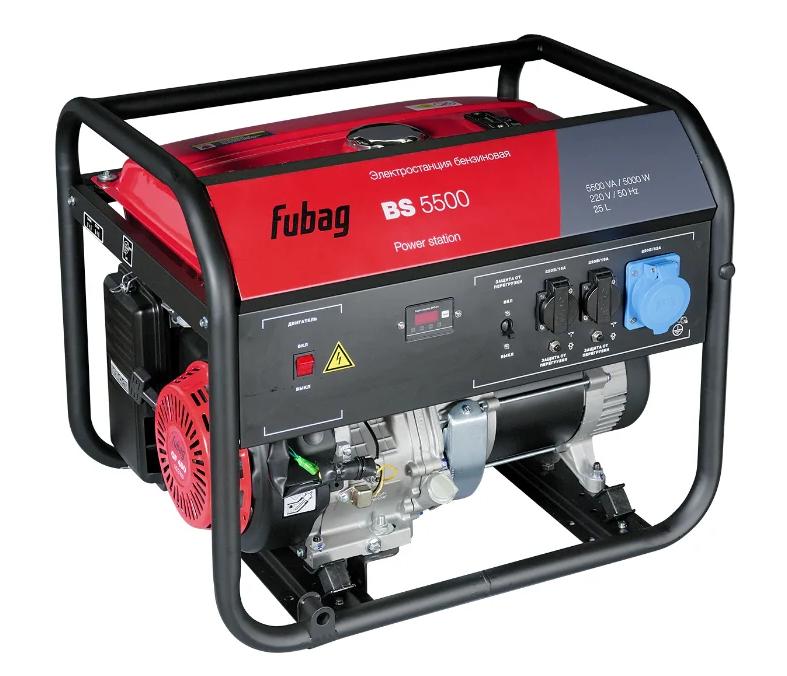 Fubag BS 5500 (5000 Вт)
