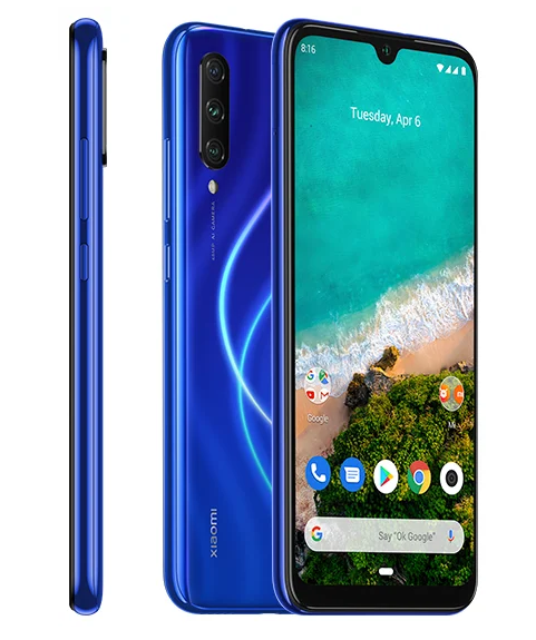 Xiaomi Mi A3 4/64 Gb Android One до 15000