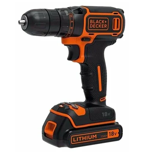 BLACK DECKER BDCDC18K 30 Н·м