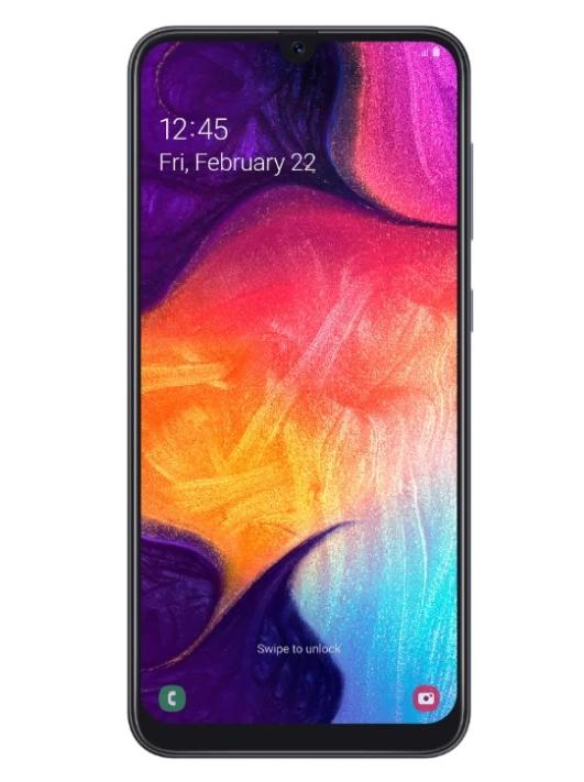Samsung Galaxy A50 64GB до 20