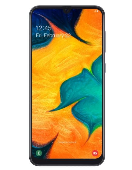 Samsung Galaxy A30 64GB до 20