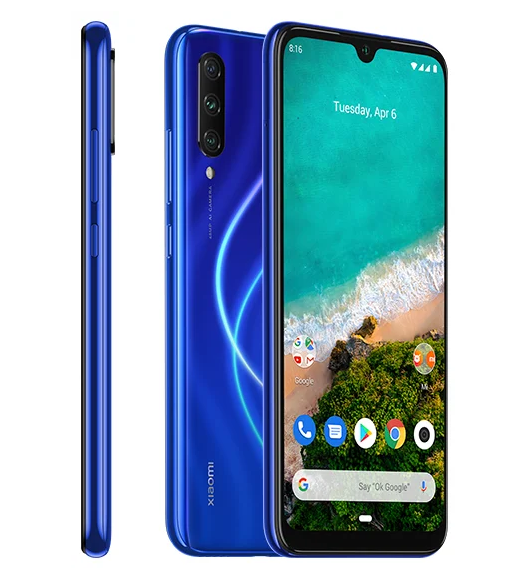 Xiaomi Mi A3 4/64GB Android One до 20