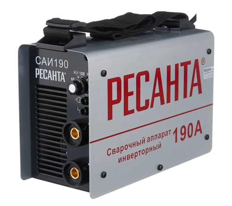 РЕСАНТА САИ-190 (MMA)