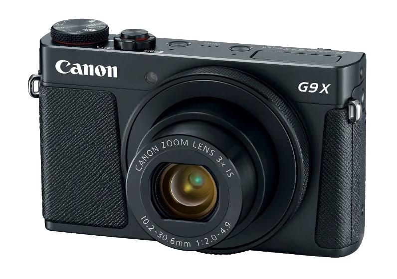 модель от Canon PowerShot G9 X Mark II