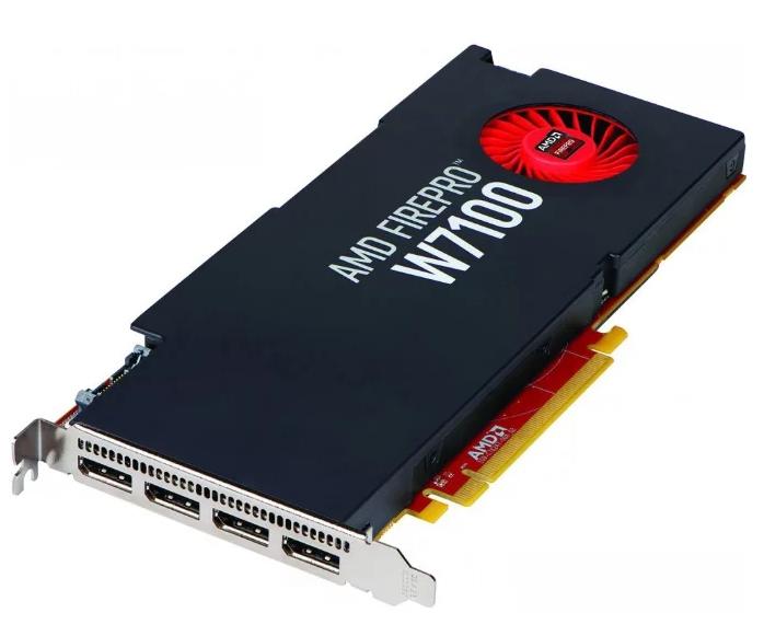 AMD FirePro W7100 PCI-E 3.0 8192Mb 256 bit