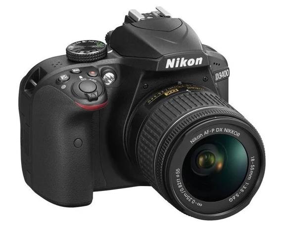 модель Nikon D3400 Kit