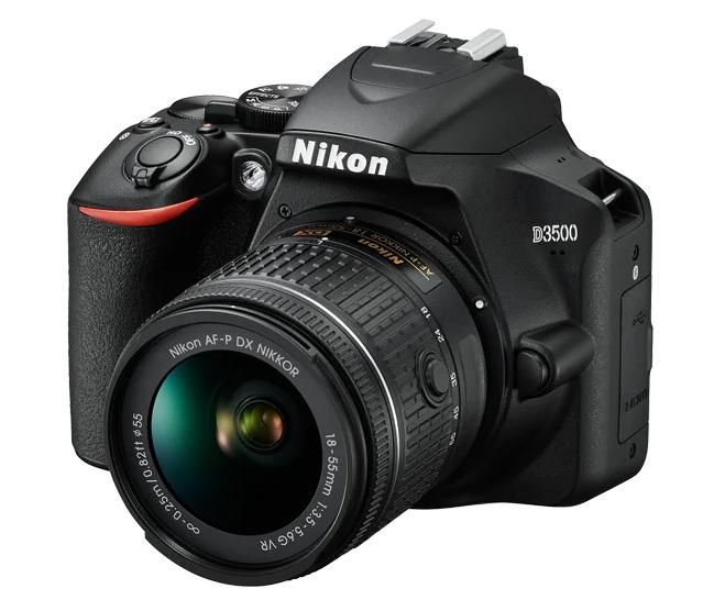 модель Nikon D3500 Kit