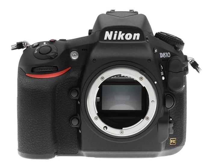 модель Nikon D810 Body