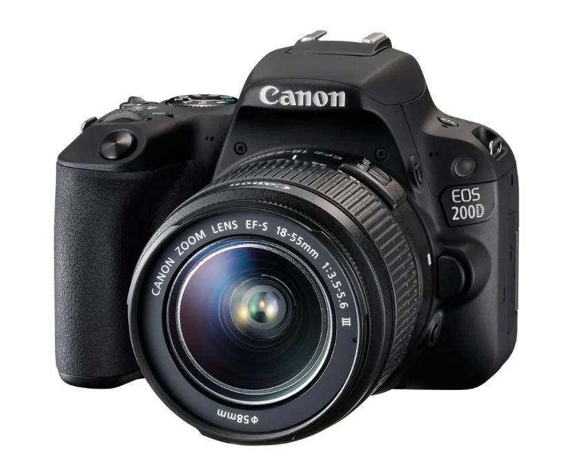 Canon EOS 200D Kit профессиональный