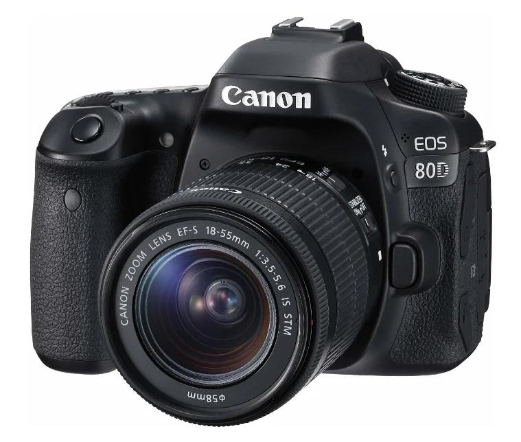 Canon EOS 80D Kit профессиональный
