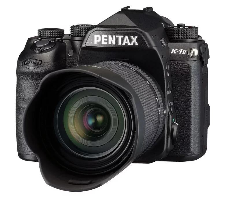 профессиональный Pentax K-1 Mark II Kit