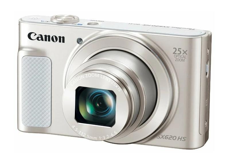 Компактный фотоаппарат Canon PowerShot SX620 HS для видео