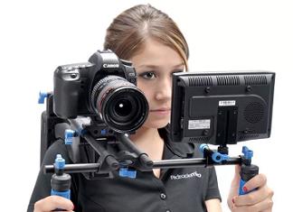 Отличие кинокамер (DSLR) от телевизионных камер для трансляций и студийной съемки