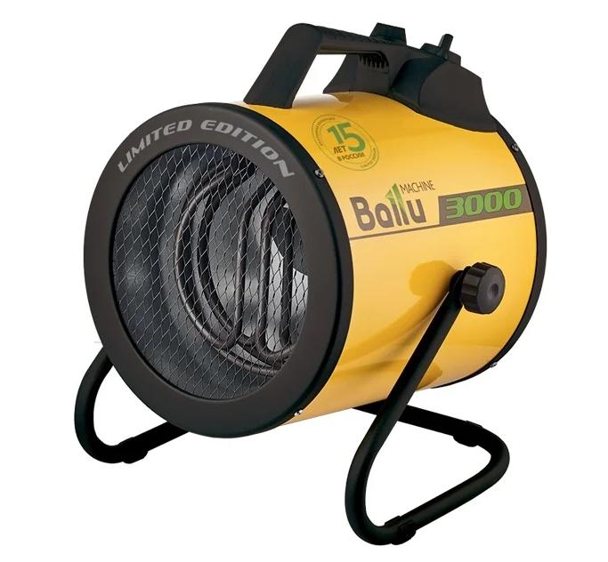 Ballu BHP-P2-3 Limited Edition (3 кВт) для гаража