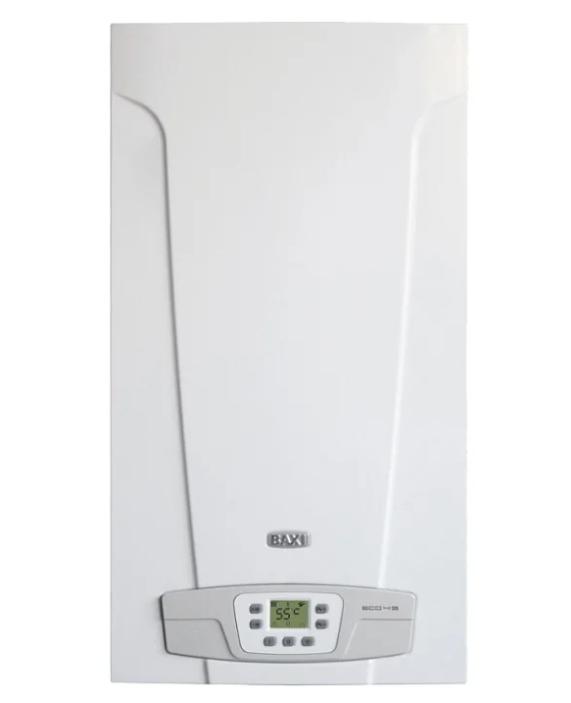 BAXI ECO-4s 24F 24 кВт двухконтурный