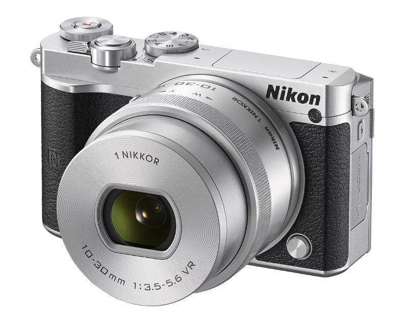 беззеркальный Nikon 1 J5 Kit