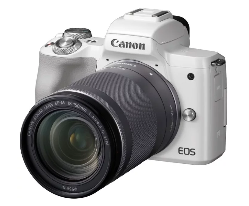беззеркальный Canon EOS M50 Kit