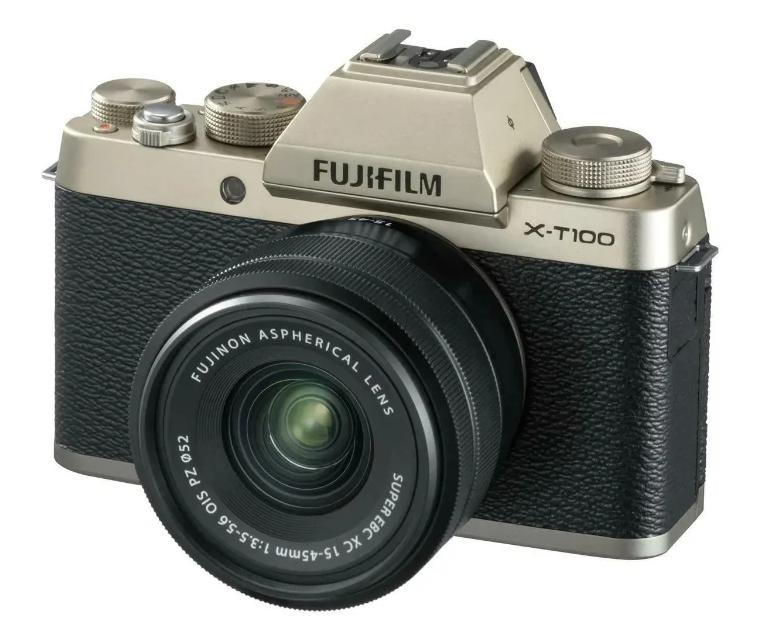 модель Fujifilm X-T100 Kit