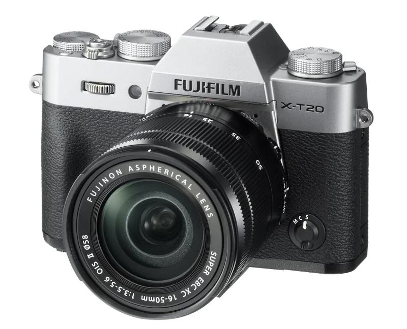 модель Fujifilm X-T20 Kit