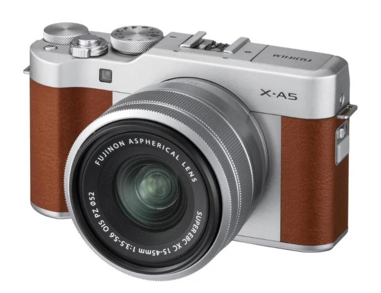 модель Fujifilm X-A5 Kit
