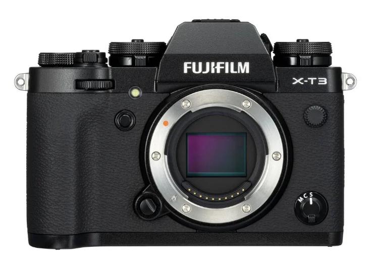 модель Fujifilm X-T3 Body