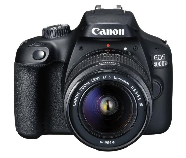 Canon EOS 4000D Kit до 30