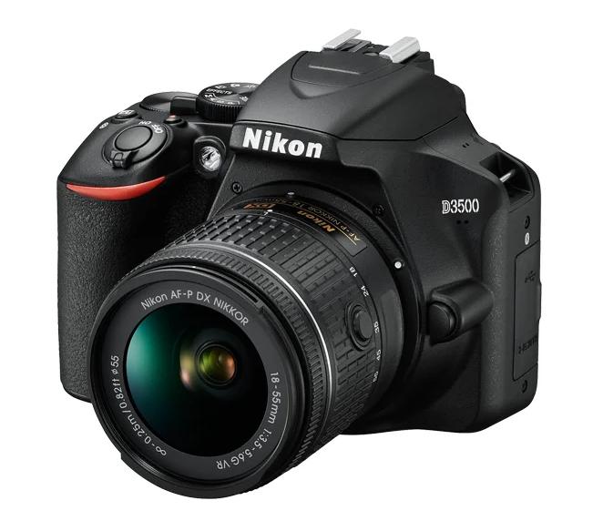 Nikon D3500 Kit до 30