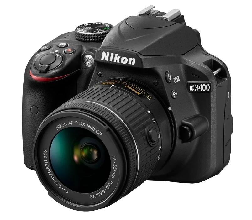 Nikon D3400 Kit до 30