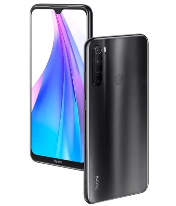 Xiaomi Redmi Note 8T 4/64GB с 4 камерами