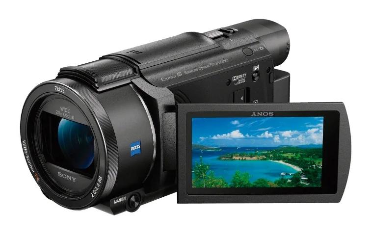 модель Sony FDR-AX53