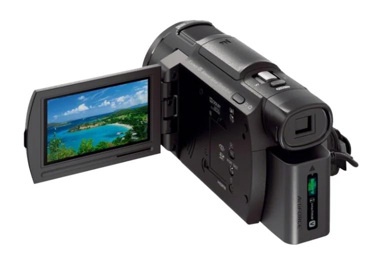 модель от Sony FDR-AX33
