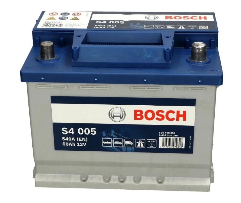 BOSCH S4 005 (0 092 S40 050) для зимы