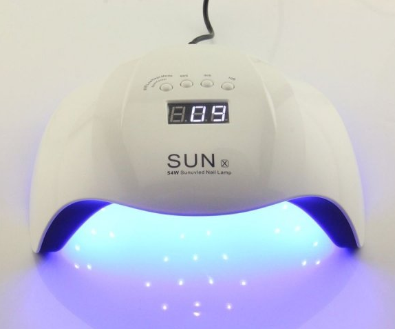 LED ЛАМПА 54 W SUN5 PLUS