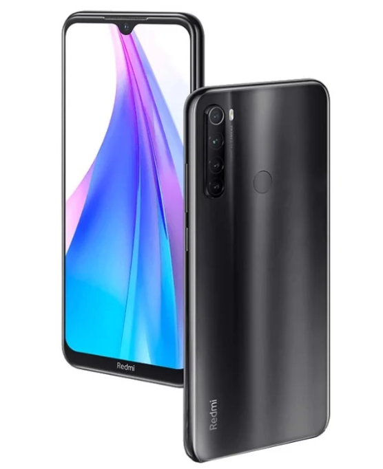 Xiaomi Redmi Note 8T 3/32GB с нфс до 10