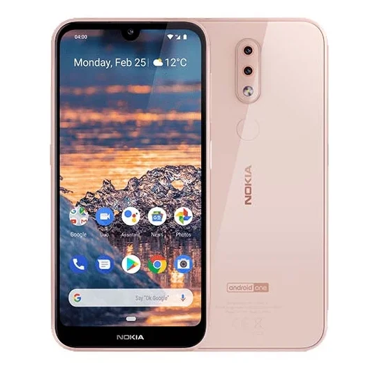Nokia 4.2 3/32GB Android One с нфс до 10