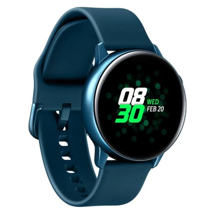 Samsung Galaxy Watch Active с нфс