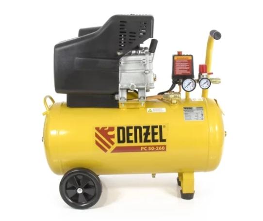 Denzel PC 50-260, 50 л, 1.8 кВт