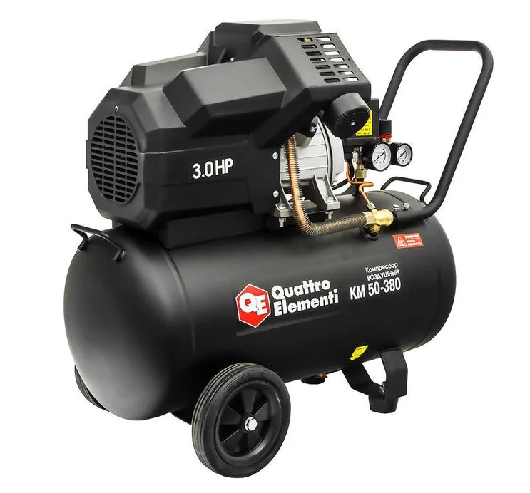 Quattro Elementi KM 50-380, 50 л, 2,2 кВт