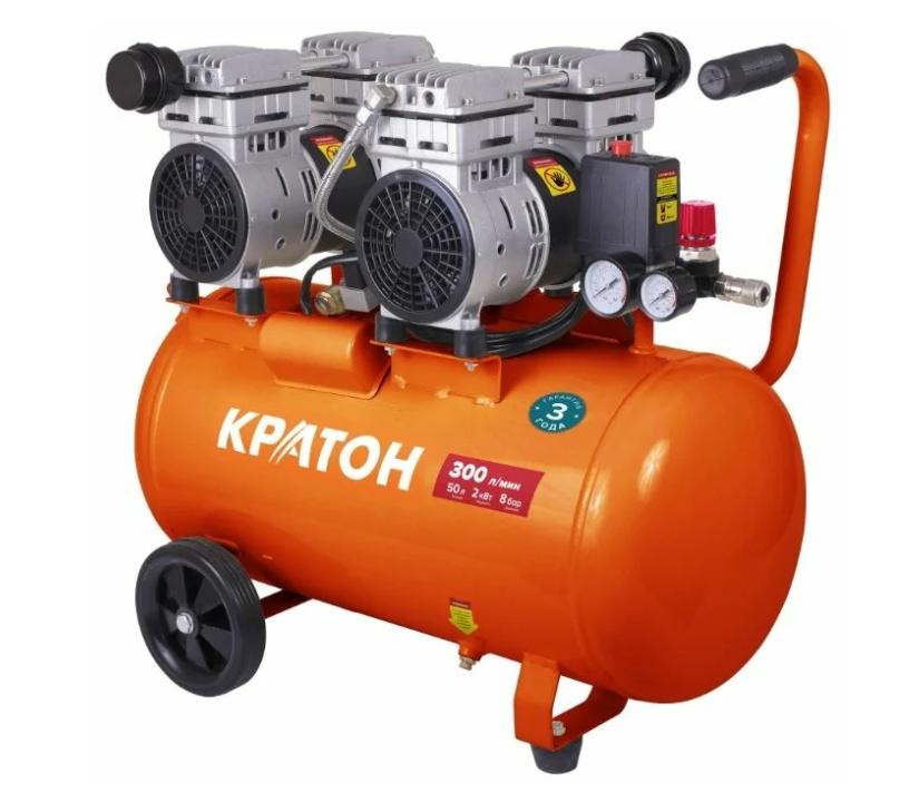 Кратон AC-300-50-OFS, 50 л, 1 кВт