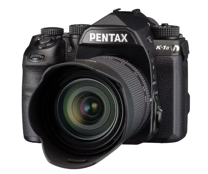 модель Pentax K-1 Mark II Kit