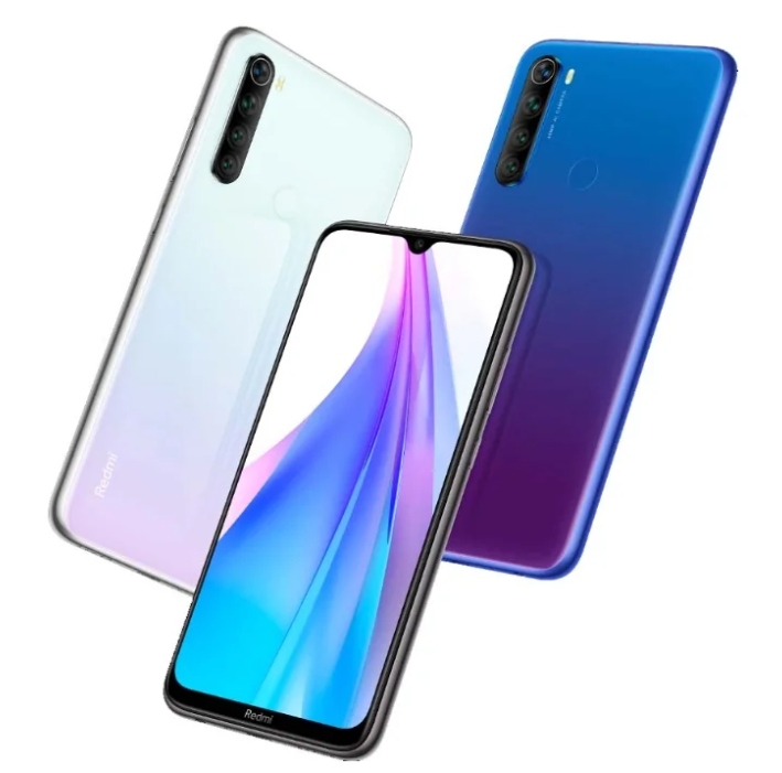 Xiaomi Redmi Note 8T 4/64GB с нфс до 15