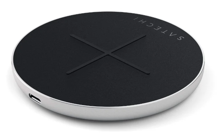 Satechi Aluminum Type-C PD & QC Wireless Charger