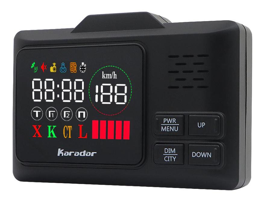 Karadar G-860STR GPS