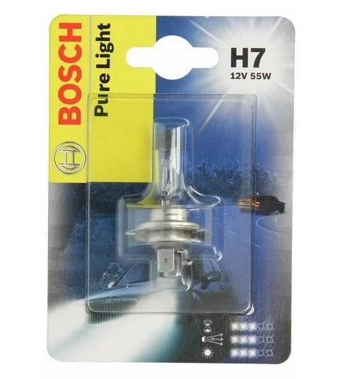 Bosch Pure Light 1987301012 H7 12V 55W 1 шт.