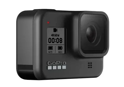 GoPro HERO8 Black Edition (CHDHX-801-RW) с 4к