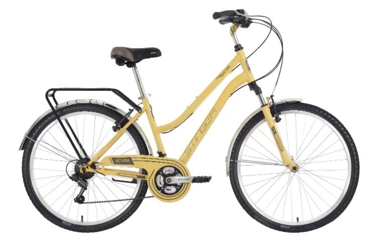 женский Городской велосипед Stinger Victoria 26 (2018)